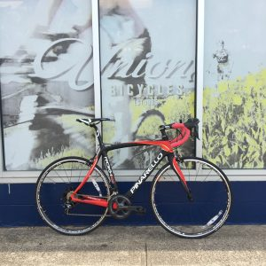 Pinarello ROKH Red