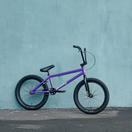 Sunday Primer Purple BMX bike