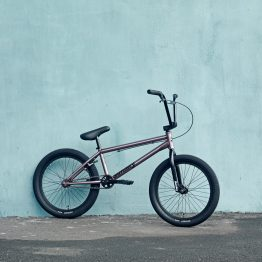 Sunday Scout Rose Gold BMX bike